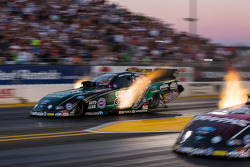 NHRA: John Force, Courtney Force