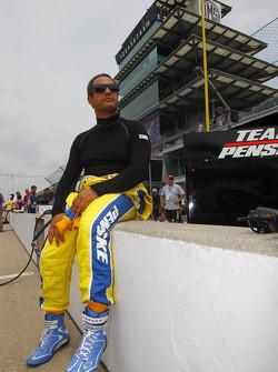 Juan Pablo Montoya, Team Penske Ford