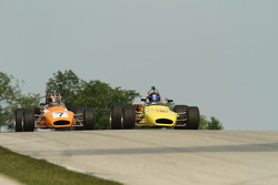 #7 1970 Brabham BT36: Bruce Hamilton #6 1971 Brabham BT35: Ron Hornig