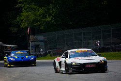 PWC: #99 JCR Motorsports Audi R8 LMS: Jeff Courtney