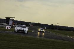 GT: #49 TF Sport Aston Martin Vantage GT4: Andrew Jarman, Devon Modell