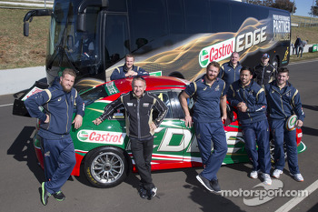 Qantas Wallabies and Bathurst 1000 winners special event
