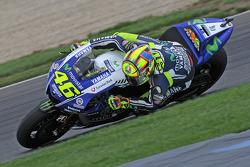 MOTOGP: Valentino Rossi, Yamaha Factory Racing