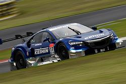 SUPERGT: #17 Keihin Real Racing Honda HSV-010 GT: Koudai Tsukakoshi, Toshihiro Kaneishi