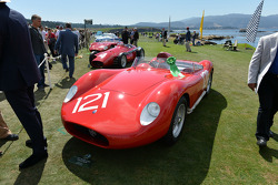 1957 Maserati 250S Fantuzzi Spyder