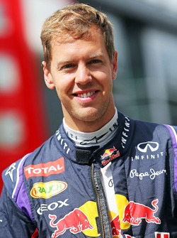 F1: Sebastian Vettel, Red Bull Racing
