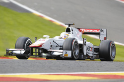 GP2: 2014 GP2 Series Round 8. Spa-Francorchamps, Spa, Belgium. Friday 22 August 2014.Arthur Pic