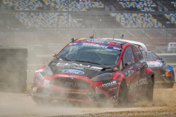 #07 SH Racing Rallycross Ford Fiesta ST: Nelson Piquet Jr.