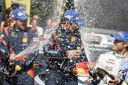WRC: Champagne for all