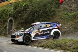 Julien Maurin and Nicolas Klinger, Ford Fiesta R5