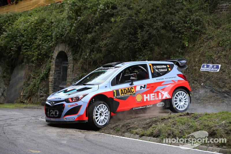 [Officiel] Bilan Saison 3 Wrc-rally-germany-2014-thierry-neuville-and-nicolas-gilsoul-hyundai-i20-wrc-hyundai-motors