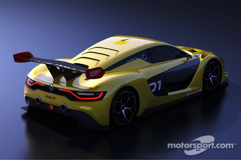 Renault Sport R.S. 01 unveiled