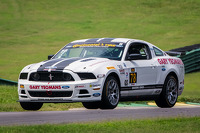 #78 Racers Edge Motorsports Ford Mustang 302R: David Levine, Lucas Bize