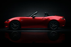 The 2016 Mazda MX-5 Miata