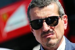 君特·斯泰纳,哈斯F1车队总监