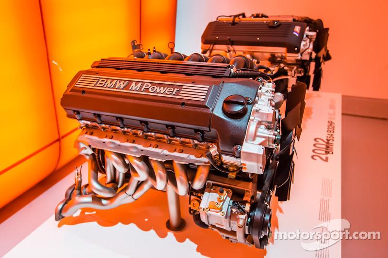 Automotive Visit Of Bmw Museum Munich Bmw S B Engine