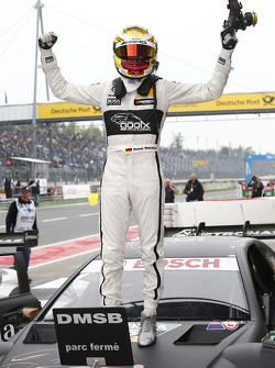 Race winner Pascal Wehrlein, Mercedes AMG DTM-Team HWA DTM Mercedes AMG C-Coupé