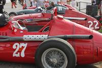 Maserati 250F parade