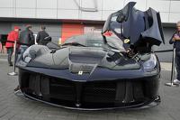 Ferrari F40, F50 and Enzo