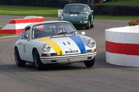 Bill Wykeham - 1966 - Porsche 911