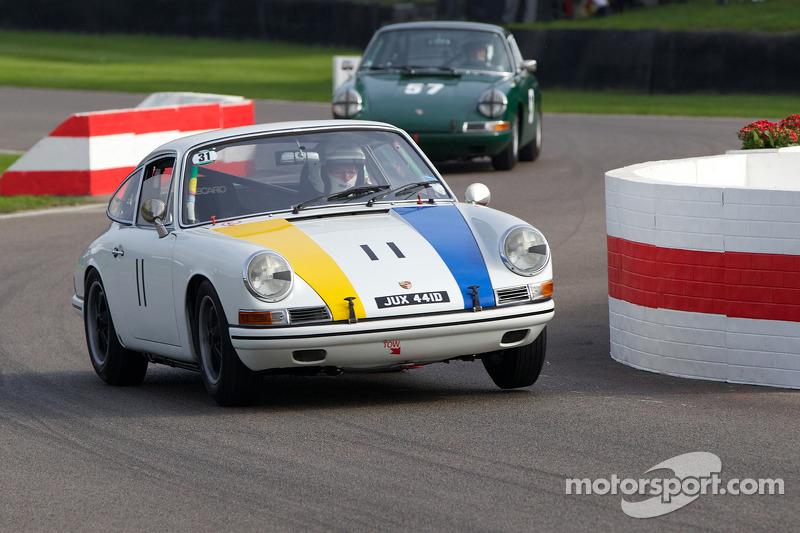 比尔·威克姆1966跨保时捷911 - 老爷车 照片 - .com