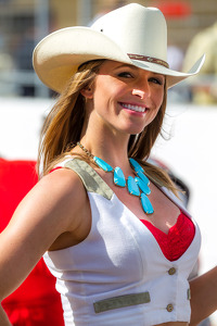 Cowgirls of the CIrcuit of the Americas
