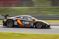 #16 Boutsen Ginion McLaren MP4-12C: Alex Demirdjian, Chris van der Drift, Shahan Sarkissian