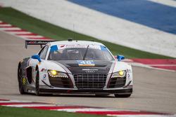 #48 Paul Miller Racing Audi R8 LMS: Christopher Haase, Bryce Miller