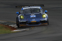 #23 Team Seattle/Alex Job Racing Porsche 911 GT America: Ian James, Mario Farnbacher, Alex Riberas