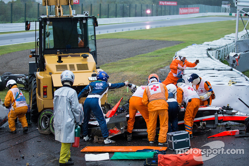 Jules Bianchi: Grand Prix von Japan 2014 in Suzuka