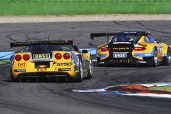 #18 Callaway Competition Corvette Z06.R GT3: Toni Seiler, Andreas Simonsen