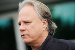 Gene Haas at the Haas F1 Team headquarters in Kannapolis, N.C.