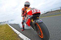 2014 champion Marc Marquez, Repsol Honda Team