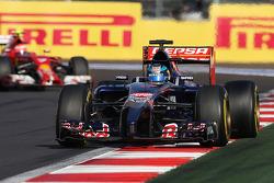 Jean-Eric Vergne, Scuderia Toro Rosso STR9