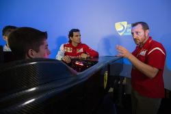 2014 Ferrari Driver Academy