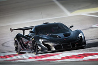 The McLaren P1 GTR