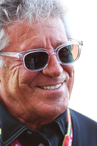 Mario Andretti, Circuit of The Americas' Official Ambassador