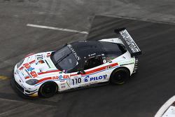 #110 Callaway - RWT Corvette Z06 G: Daniel Keilwitz, Andreas Wirth