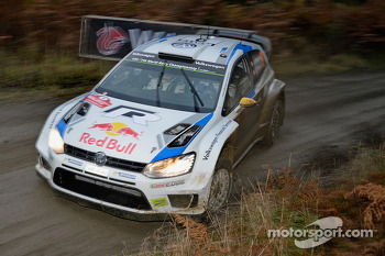 Rally Wales GB