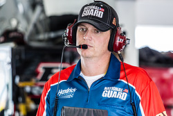 Steve Letarte, crew chief for Dale Earnhardt Jr., Hendrick Motorsports Chevrolet