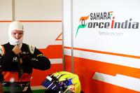 Spike Goddard, Sahara Force India F1 Team Test Driver