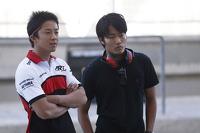 Takuya Izawa, with Nobuharu Matsushita, ART Grand Prix
