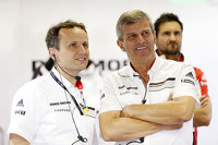 Alexander Hitzinger Technical Director LMP1, Fritz Enzinger, Head of LMP1 program