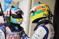 丰田车队的亚历山大·伍尔兹与麦克·康维