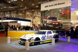 Rowe Motorsport Mercedes display