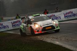 Michael Marangoni and Alessandro Mazzocchi, Ford Fiesta S2000