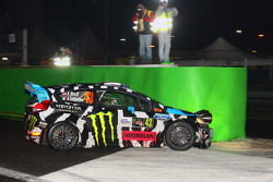 Ken Block and Alex Gelsomino, Ford Fiesta WRC
