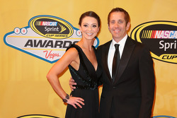 Greg Biffle and his wife Nicole