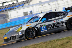#44 Magnus Racing Porsche 911 GT America: John Potter, Andy Lally