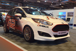 The new Ford Fiesta R2